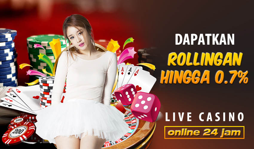 Promo Live Casino 1